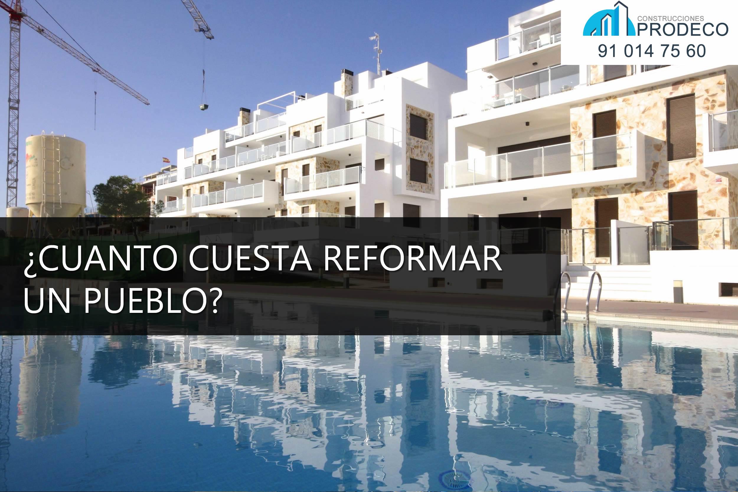 Reformas y microcementos prodeco cu nto cuesta reformar for Cuanto cuesta reformar una casa