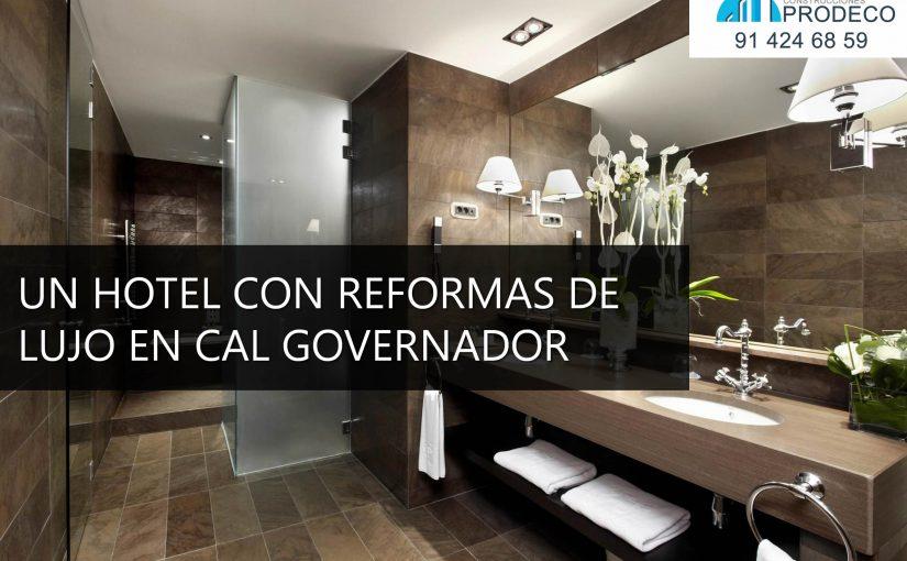Rehabilitación de Edificios: La Finca de Cal Governador un Hotel con Reformas de Lujo