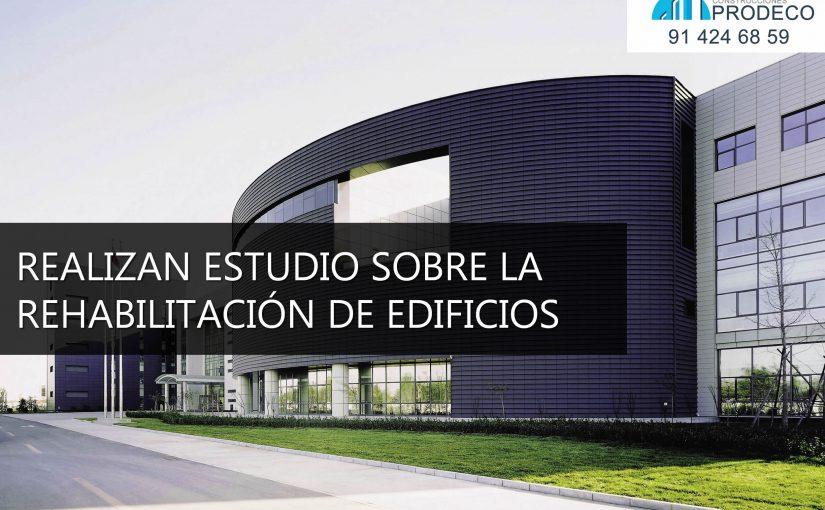 Realizan Estudio Sobre la Rehabilitación de Edificios en España