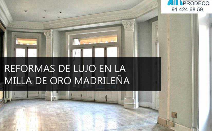 Invesco Destina 55 Millones en Reformas de Lujo en Madrid