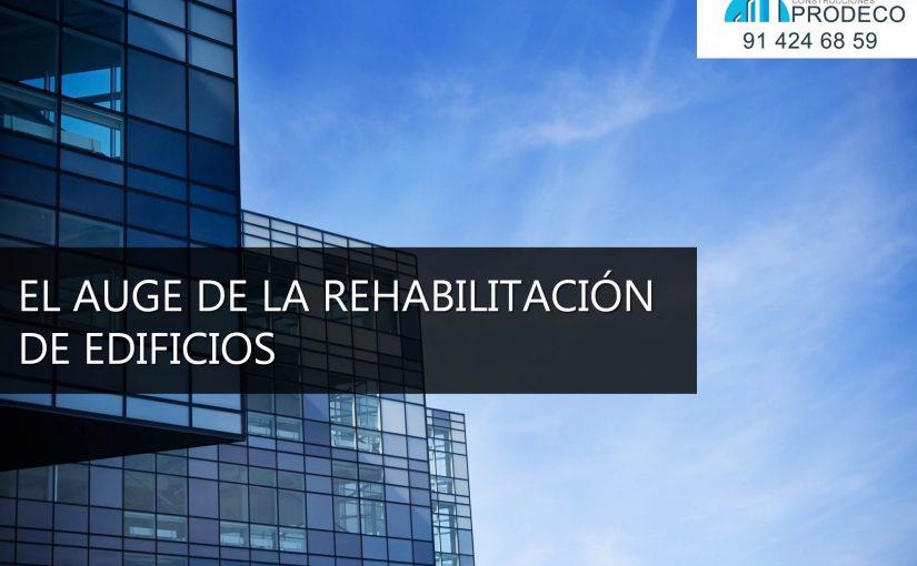 El Auge de la Rehabilitación de Edificios