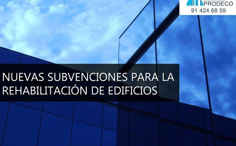 Nuevas Subvenciones para la Rehabilitación de Edificios en Madrid