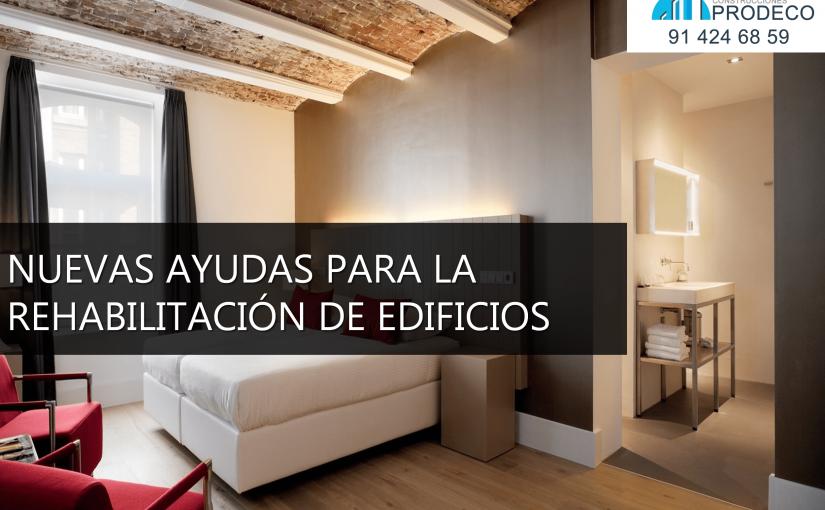 Nuevas Ayudas Para la Rehabilitación de Edificios en Logroño