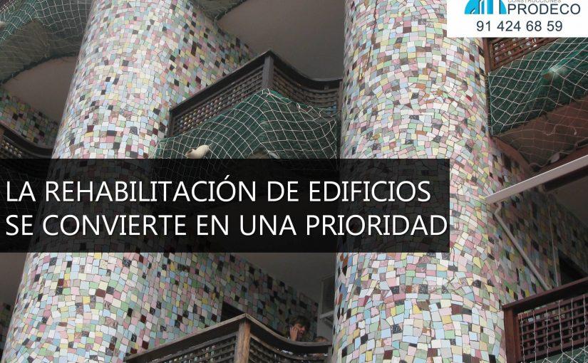 La Rehabilitación de Edificios se Convierte en una Prioridad